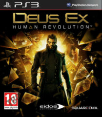 Square Enix Deus Ex Human Revolution