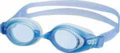 View Junior zwembril op sterkte -4/-4 blauw