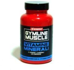 Enervit Gymline Muscle vitamine e minerali 120 compresse