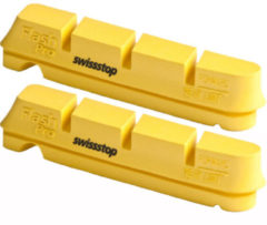 SwissStop, Bremsbelag, Race, FlashPro (Shimano/SRAM Road), Compound: Yellow King, Für CarbonfelgenV