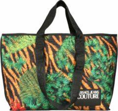 Versace Jeans Linea H Dis. 9 Dames Shopper - Tiger Quilted
