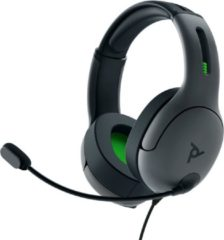 Afterglow PDP Gaming LVL50 Stereo Gaming Headset - Xbox One - Grijs