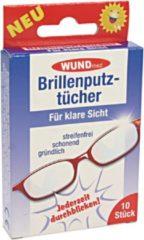 WUNDmed Brillen reiniger - Brillen doekjes - 10 stuks