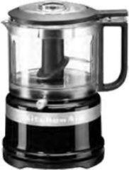 KitchenAid Mini Foodprocessor keukenmachine 830 ml 5KFC3516 - Onyx Zwart