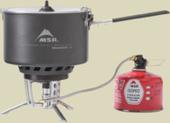 MSR WindBurner Group Stove System winddichtes Kocher-System Volumen 2,5 L
