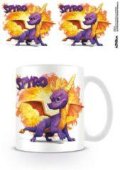 Witte Pyramid Spyro - Fireball Mug