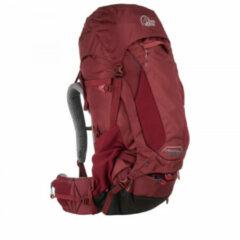 Lowe Alpine - Women's Manaslu ND 50 - Trekkingrugzak maat 50 l - Small: 43-53 cm, rood