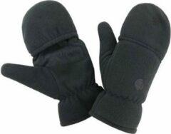Result Zwarte wanten/handschoenen voor volwassenen L/XL