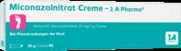 MICONAZOLNITRAT Creme-1A Pharma 50 g