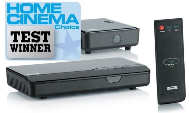 Afbeelding van Marmitek GigaView 821 Draadloze HDMI-set 25 m 5.6 GHz 1920 x 1080 pix