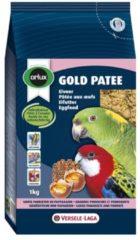 ORLUX GOLD PATEE EIVOER GROTE PARKIET/PAPEGAAI #95; 1 KG