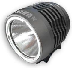 Grijze Lynx Pro High Power LED - Fietsverlichtingset - LED - Batterij - 1000 Lumen