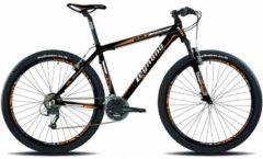 29 Zoll Herren Mountainbike 21 Gang Legnano Val Gardena Legnano schwarz-orange
