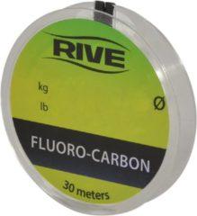 Rive Fluo-Carbone Line | 0.070 | 30m | Transparant
