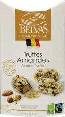 Belvas Truffels amandel 100 Gram