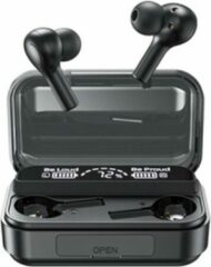 TWS - Draadloze oortjes / in-ear oordopjes - Bluetooth Draadloze buds - Luxe indicator - Geschikt voor alle smartphones o.a Samsung & Iphone, airpods, galaxy buds, huawei, sony - Zwart.- AANBIEDING!