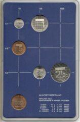 's Rijks Munt Nederland Jaarset Munten 1982 FDC