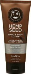 Earthy Body Unscented Hand and Body Lotion - 7oz / 207ml
