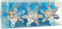 Disney Spellenset Frozen Ii Junior Karton Blauw 3-delig
