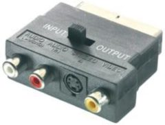 Vivanco 42048 RCA - Scart Adapter