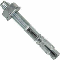 SORMAT Doorsteekanker M12x103mm verzinkt-100stuks