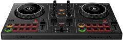 Zwarte Pioneer DJ DDJ-200 2 Ch. Rekordbox Controller