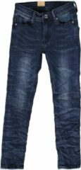 Blauwe Indian blue jeans skinny fit jeans - jongen - Maat 92