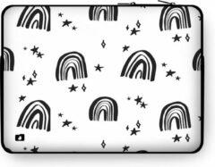 "DuckZip Laptophoes 13 inch – Macbook Sleeve 13"" - Doodle N°3"