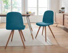 Andas Stühle »stick classic« in walnut oder white oak Massivholz, 2er-Set