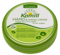 Kamill Kamille hand- & nagelcreme classic 20 Vloeistof