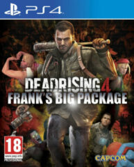 KOCH SOFTWARE Dead Rising 4: Frank's Big Package | PlayStation 4