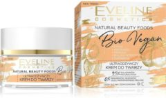 Eveline Cosmetics Eveline - Natural Beauty Foods Bio Vegan Ultra-Nourishing Cremation Into Face Into Cere Dry And Dehydrated 50Ml