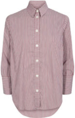 Paarse Mos Mosh 128980 rina stripe shirt 7/8