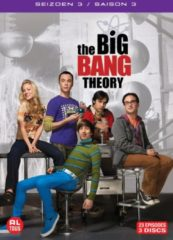 Warner Bros Home Entertainment The Big Bang Theory - Seizoen 3