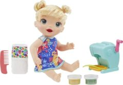 Hasbro Baby Alive Super Snacks Snacki'N Shapes Baby Blond + Accessoires