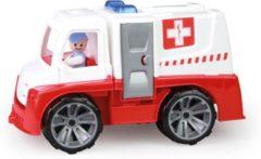 Rode Lena TRUXX Ambulance met Accessoires 29cm