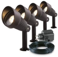 GardenLights Prikspot Set Focus 12V Gardenlights 3151014