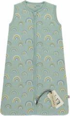 Blauwe WINTER SLAAPZAK MAAT 70 RAINBOW 140R BLUE BRILJANT BABY