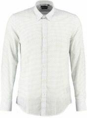 Antony morato wit slim fit overhemd - Maat XXL