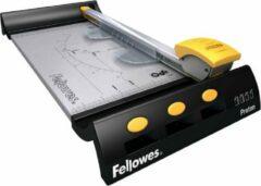 Gele Merkloos / Sans marque Fellowes papiersnijmachine Proton A4, 10 vel, 320 mm, zwart