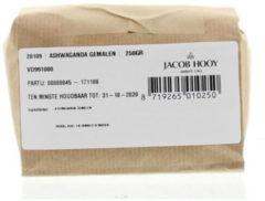 Jacob Hooy Ashwagandawortel gemalen 250 Gram