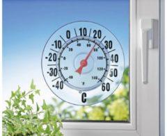 Hygrometer Wenko Thermomètre extérieur Wenko avec ventouse 8204500