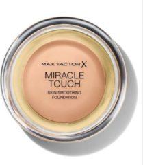 Sexyhair Max Factor MIRACLE TOUCH liquid illusion foundation Max Factor Seleccionado: MIRACLE TOUCH liquid illusion foundation #085-caramel