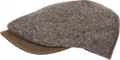 Horka Donegal Tweed Pet Heren Bruin Maat 56
