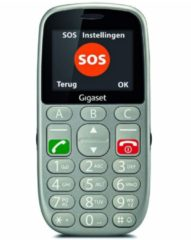 Gigaset GL390 - Met alarmfunctie - Met Oplaadstation - Grijs
