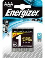 AAA batterij (potlood) Energizer Max Plus Alkaline 1.5 V 4 stuk(s)