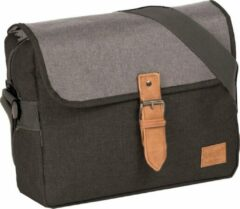 New Rebels Rebels Creek Medium Flap Zwart II | Schoudertas