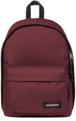 Rode Eastpak Out of Office rugzak 14 inch crafty wine