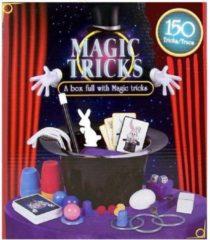 Merkloos / Sans marque Magische goocheldoos met 150 trucs