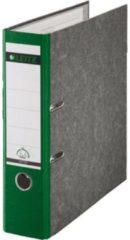 Leitz Ordners 1080 DIN A4 Rugbreedte: 80 mm Groen Wolkenmarmor 2 beugels 10805055